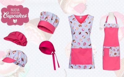 Destaca esta primavera con la colección Cupcakes